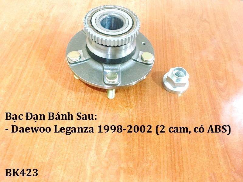 Bạc đạn bánh Daewoo Leganza 1998-2002 (2 cam, có ABS)