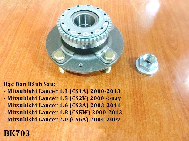 Bạc đạn bánh Mitsubishi Lancer 2.0 (CS6A) 2004-2007