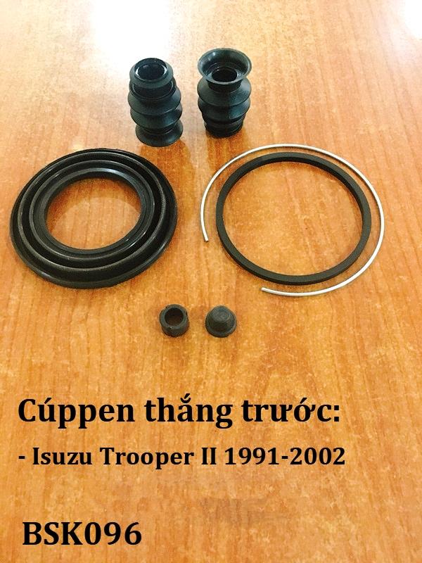 Cúp-Pen thắng Isuzu Trooper II 1991-2002