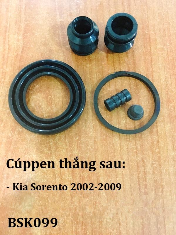 Cúp-Pen thắng Kia Sorento 2002-2009