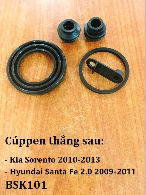 Cúp-Pen thắng Kia Sorento 2010-2013