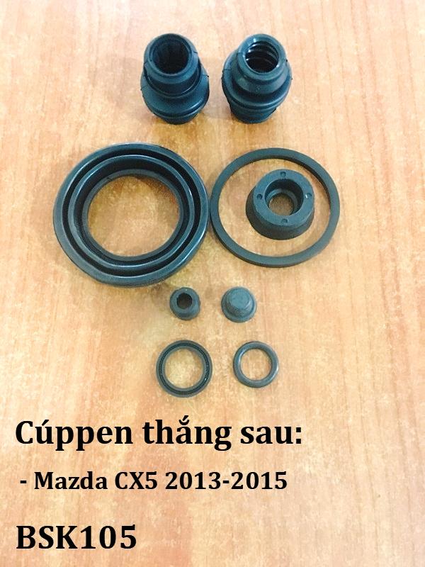 Cúp-Pen thắng Mazda CX5 2013-2015