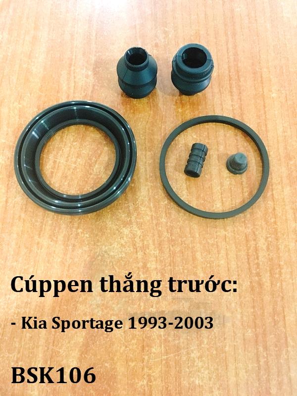 Cúp-Pen thắng Kia Sportage 1993-2003