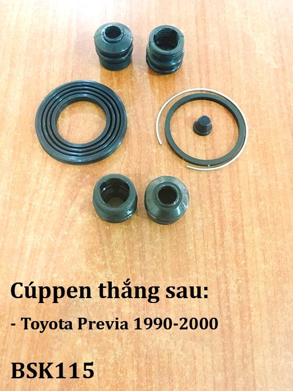 Cúp-Pen thắng Toyota Previa 1990-2000
