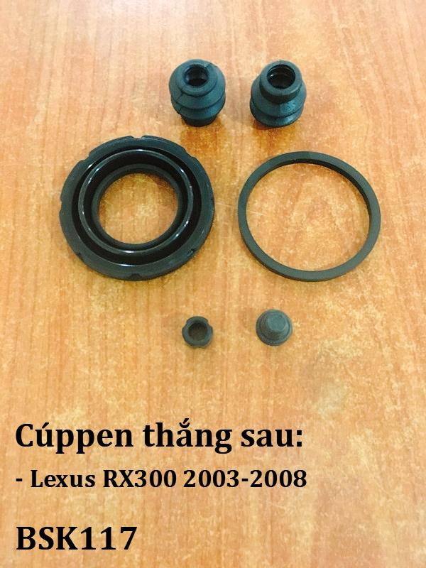 Cúp-Pen thắng Lexus RX300 2003-2008