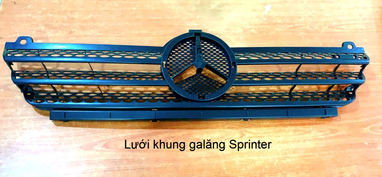 Lưới khung galăng Sprinter