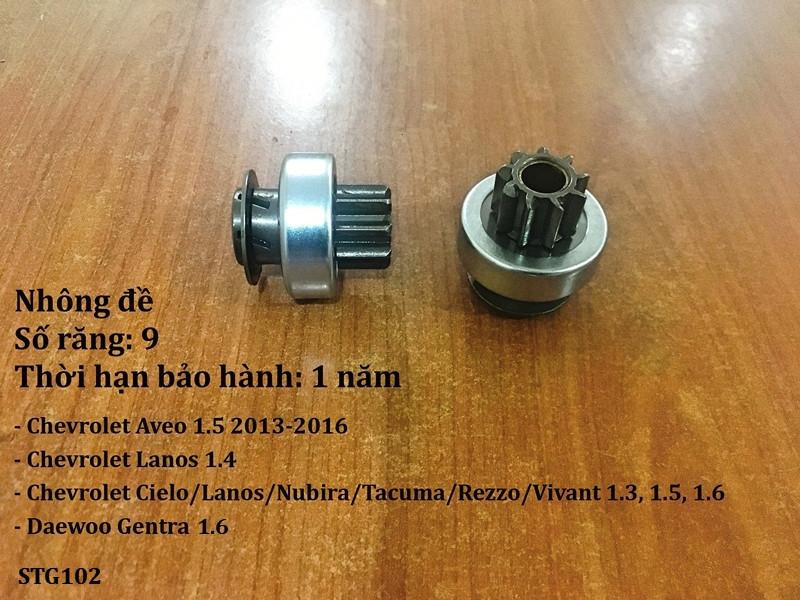 Nhông Đề Chevrolet Cielo/Lanos/Nubira/Tacuma/Rezzo/Vivant 1.3, 1.5, 1.6