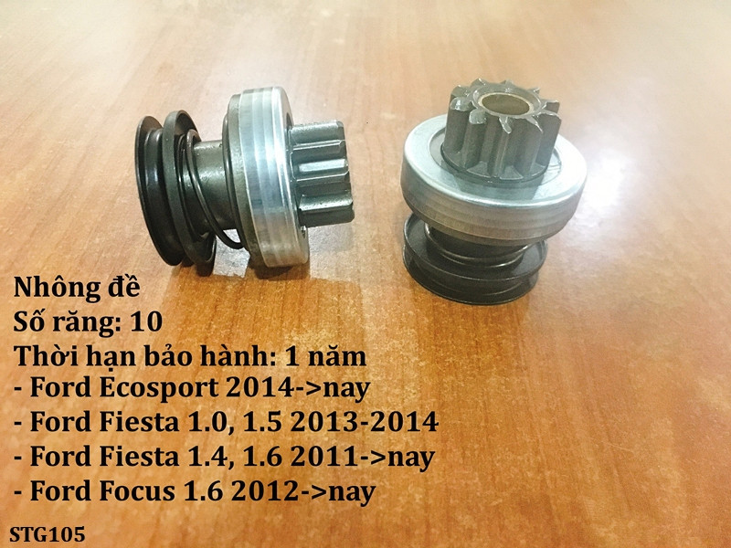 Nhông Đề Ford Focus 1.6 2012->