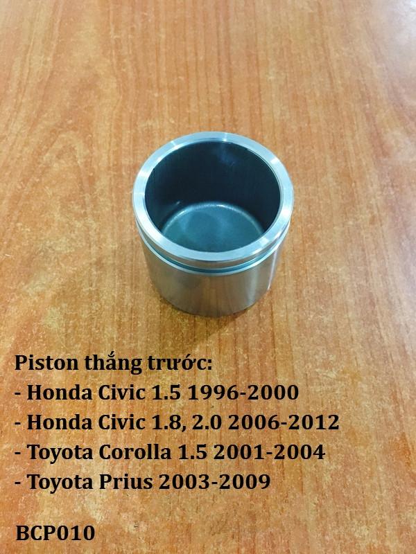 Piston cùm Thắng Honda Civic 1.8, 2.0 2006-2012