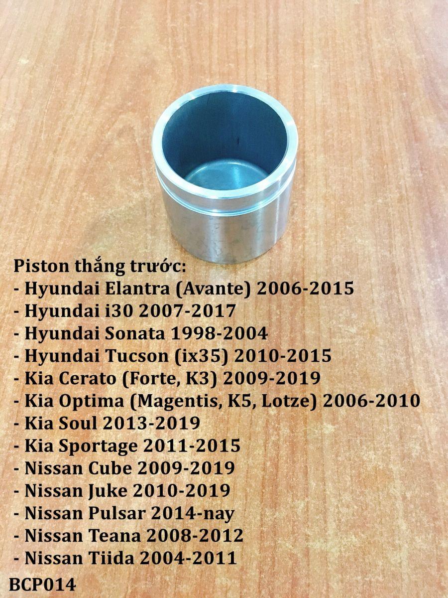 Piston cùm Thắng Kia Cerato (Forte, K3) 2009-2019