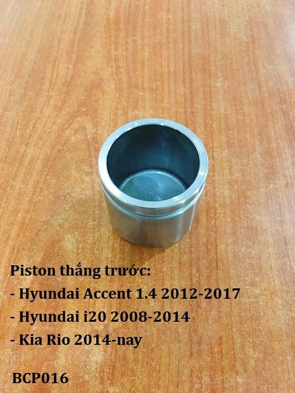 Piston cùm Thắng Hyundai i20 2008-2014
