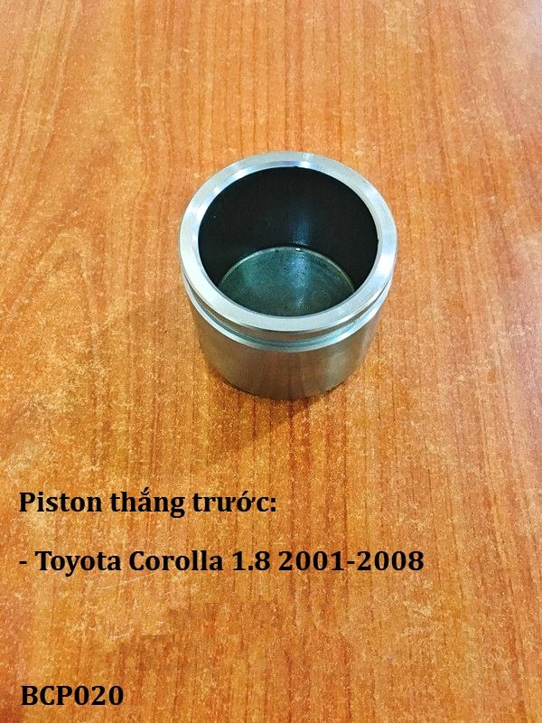 Piston cùm Thắng Toyota Corolla 1.8 2001-2008