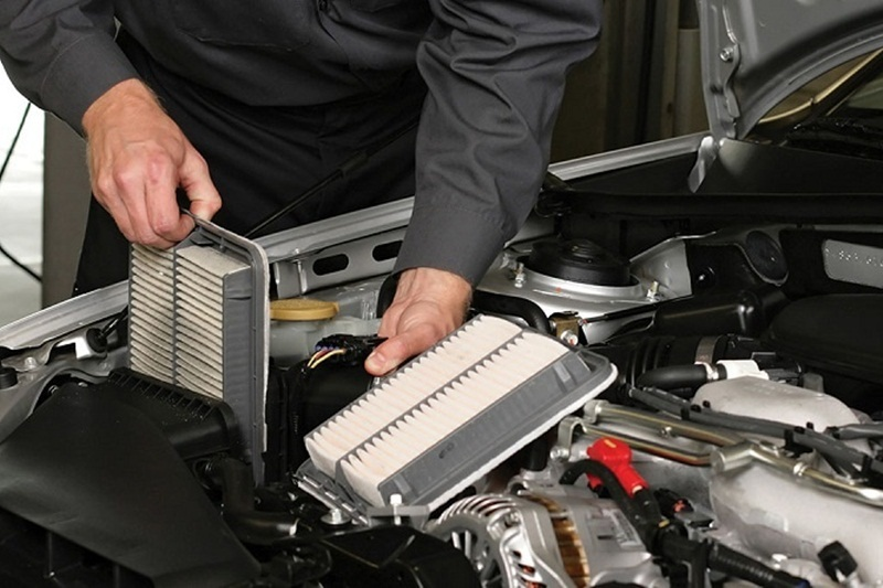 Một số bộ phận dễ hư hỏng thường được thấy trên xe ô tô